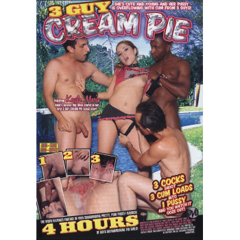 3 Guy Cream Pie