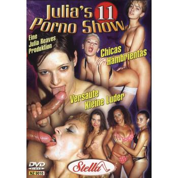 Julia's Porno Show 11