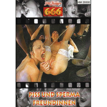 Piss und Sperma Freundinnen - 666 - 29300