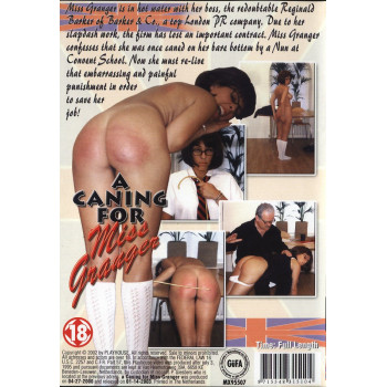 A Caning For Miss Granger - Azotes