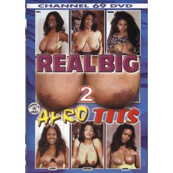 Real Big Afro Tits 2