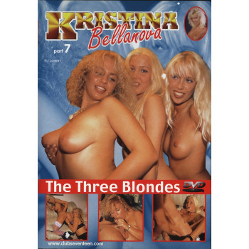 Kristyna Bellanova Vol. 7 - The Three Blondes