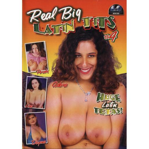 Real Big Latin Tits 4