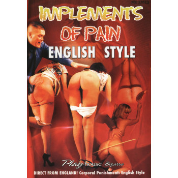 Implements Of Pain English Style