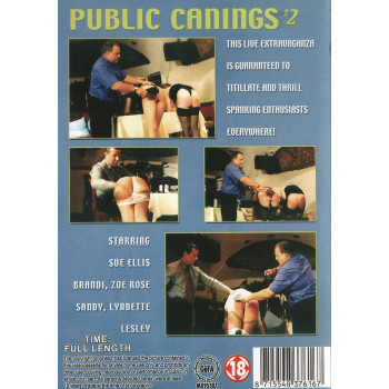 Public Cannings 2 - Spanking