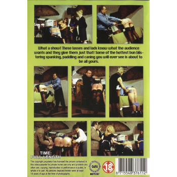 Hot Live Caning 2 - Spanking
