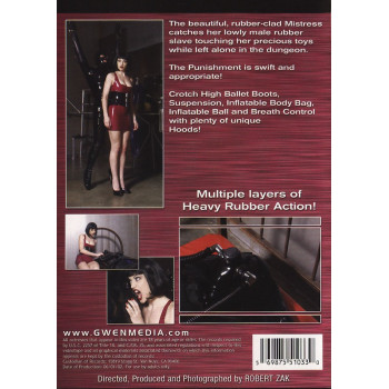 Rubber Mistress - Asfixia
