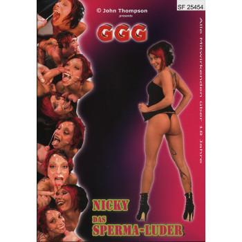Nicky Das Sperma-Luder - GGG 25454