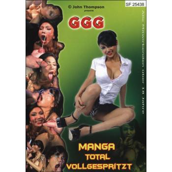 Manga Total Vollgespritzt - GGG 25438