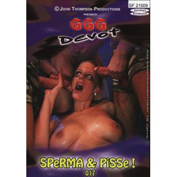 Sperma And Pisse 017 - GGG Devot 21509