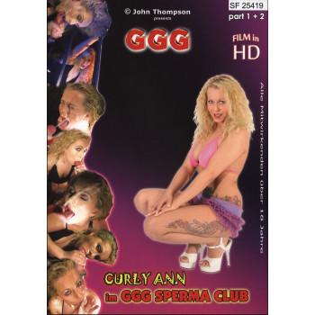 Curly Ann im GGG Sperma Club