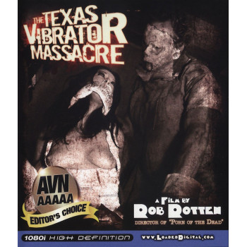 The Texas Vibrator Massacre - Blu-ray disc