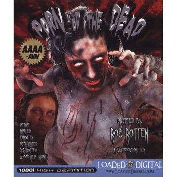 Porn of the Dead - Blu-ray disc