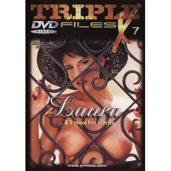 Triple Files X 7