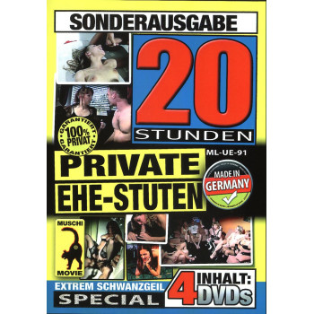 20 Stunden Private Ehe-Stuten UE-91