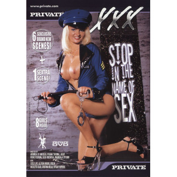 Private XXX 22: Stop In The Name Of Sex
