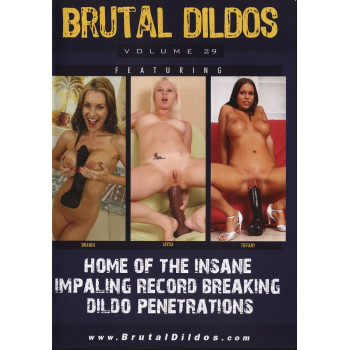 Brutal Dildos 29