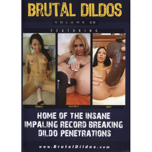 Brutal Dildos 28