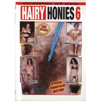 Hairy Honies 6