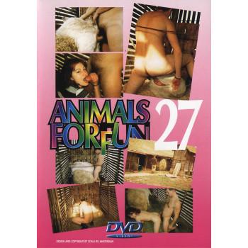 Animals For Fun 27
