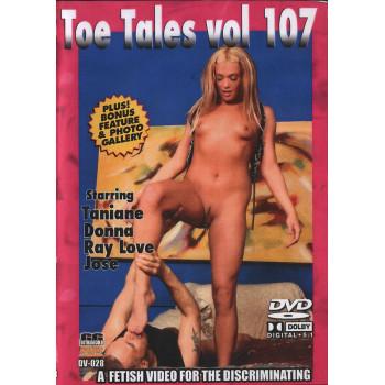 Toe Tales Vol 107