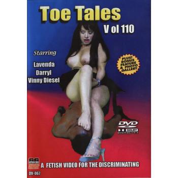 Toe Tales Vol 110