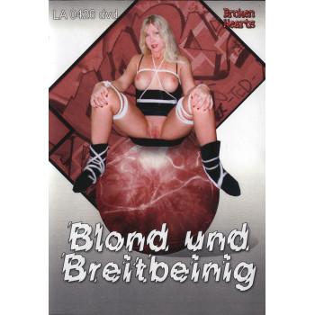 Blond und Breitbeining