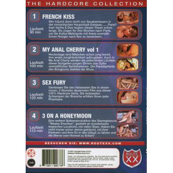 The Hardcore Collection Vol. 21 - 4 Películas
