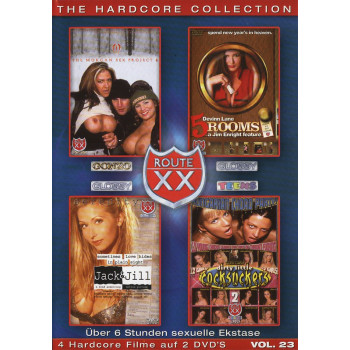 The Hardcore Collection Vol. 23