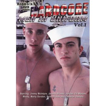 Hardcore Men In Uniform Vol. 1