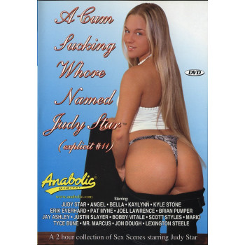 A Cum Sucking Whore Named Judy Star