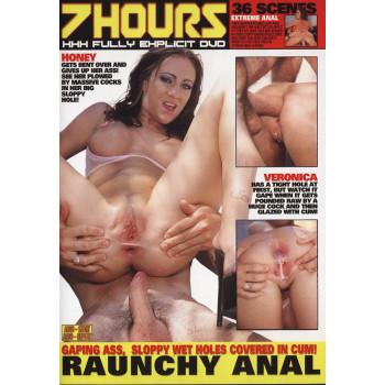 Raunchy Anal