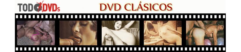 Películas porno en DVD de sexo clásico