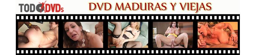 Películas DVD de sexo con mujeres viejas y maduras
