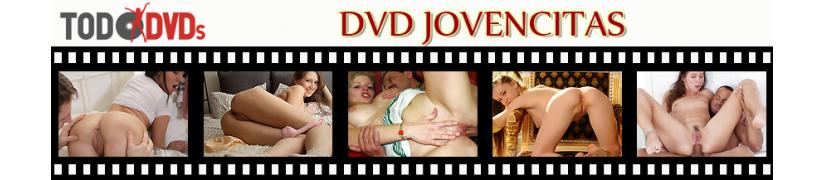 Películas porno DVD con jovencitas
