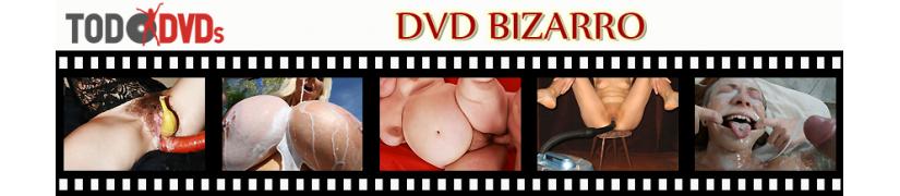 DVD bizarro - Películas porno en oferta