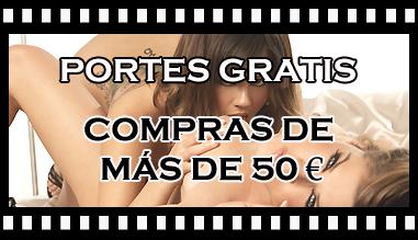 Gastos de envío gratis por compras de más de 50 € en DVD